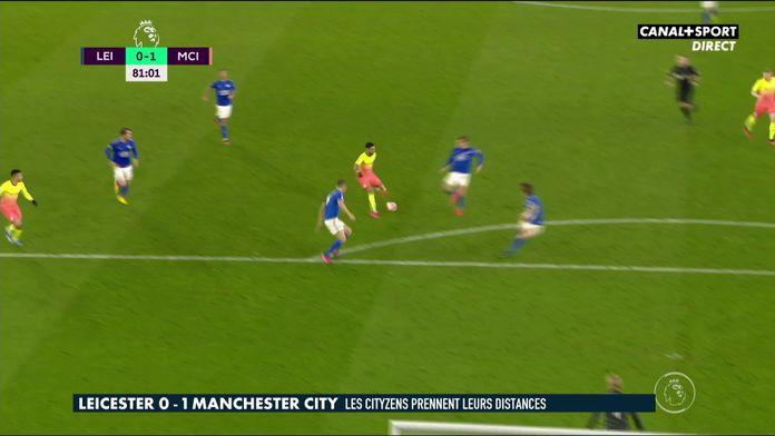 Le résumé de Leicester / Manchester City : Premier League