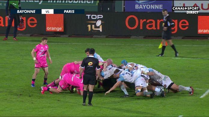 Le résumé Jour de Rugby de Bayonne / Stade Français : TOP 14