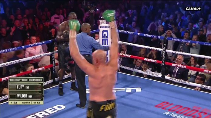 Tyson Fury champion du monde !