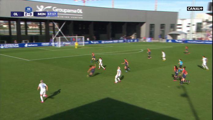 D1 Arkema - But magnifique de N.Paris, Lyon mène 3-0 ! : D1 Arkema