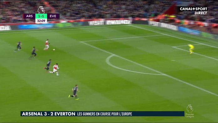 Le résumé d'Arsenal / Everton : Premier League - Arsenal / Everton