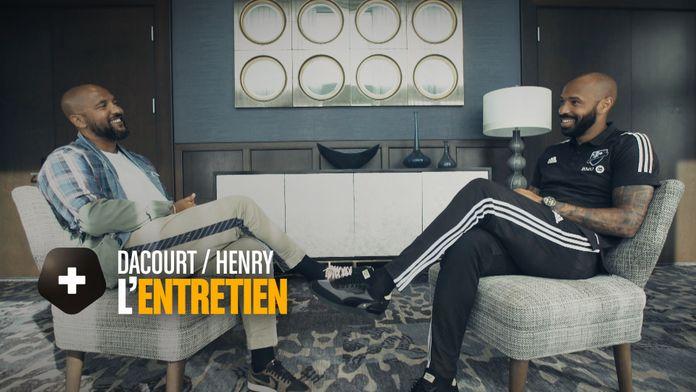 L'interview de Thierry Henry par Olivier Dacourt : Canal Football Club