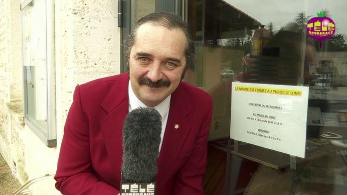 La bagarre des maires - Groland