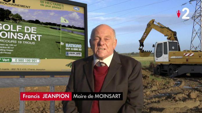 Le golf de Moinsart - Groland