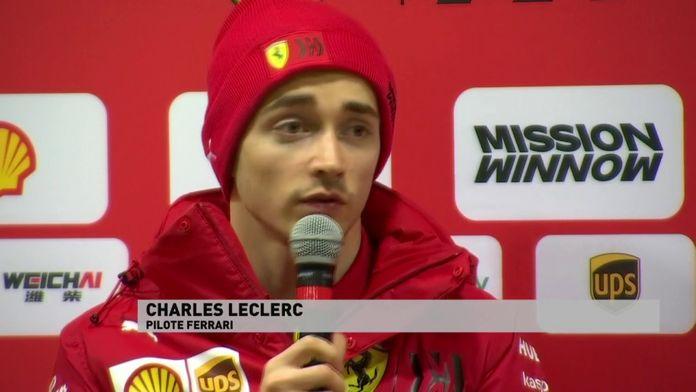 Leclerc et Ferrari continuent de travailler : Le meilleur de la Formule 1, seulement sur Canal+