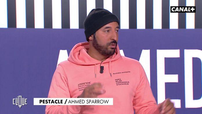 Ahmed Sparrow en a marre des paranos