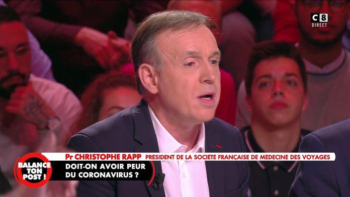 D'après Christophe Rapp, spécialiste en médecine interne, la France est prête à faire face au virus