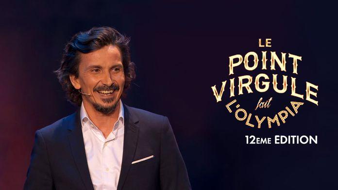 Le Point Virgule fait l'Olympia 12e édition