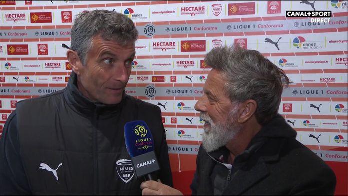 Les impressions d'André Villas-Boas avant Nîmes / Marseille : Ligue 1 Conforama