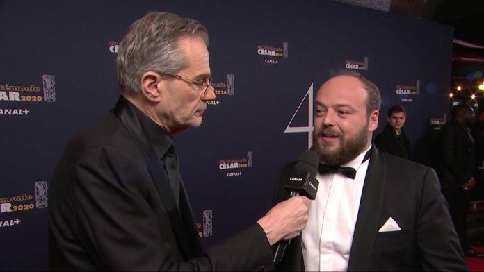 """Alban Ivanov à propos du film Les Misérables: """"La banlieue dans le positif, je kiffe !"""" - César 2020"""