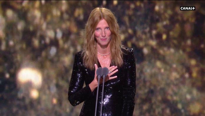"""Sandrine Kiberlain """"Cette année est symbolique de la parole libérée""""  - César 2020"""