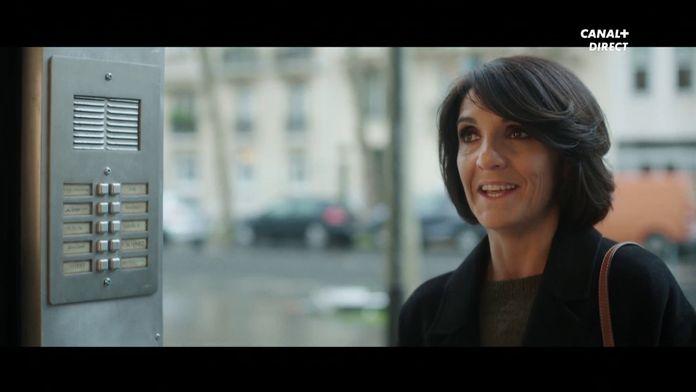 Florence Foresti a RV avec Isabelle Adjani - César 2020