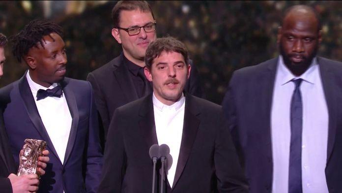 Les Misérables reçoit le César du Public - César 2020