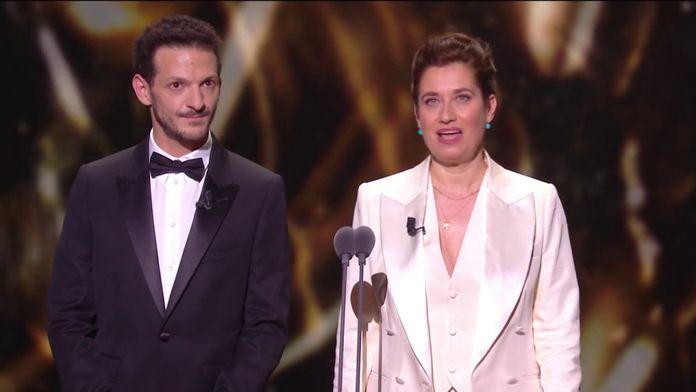 """Emmanuelle Devos : """"Perdre un César... cela veut dire que vous êtes finies""""  - César 2020"""