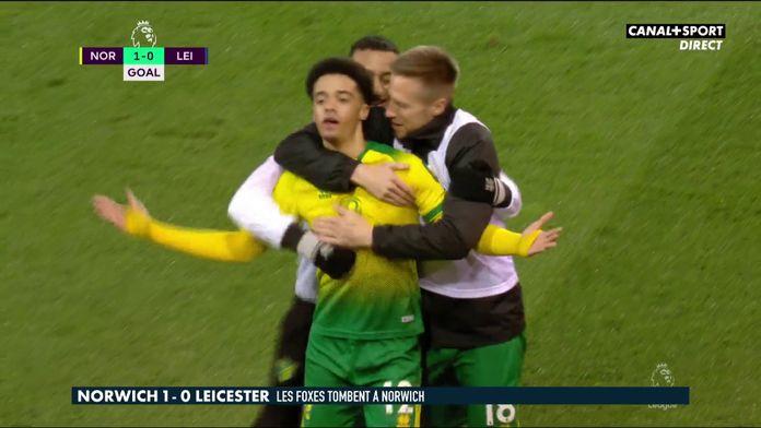 Le résumé de Norwich / Leicester : Premier League