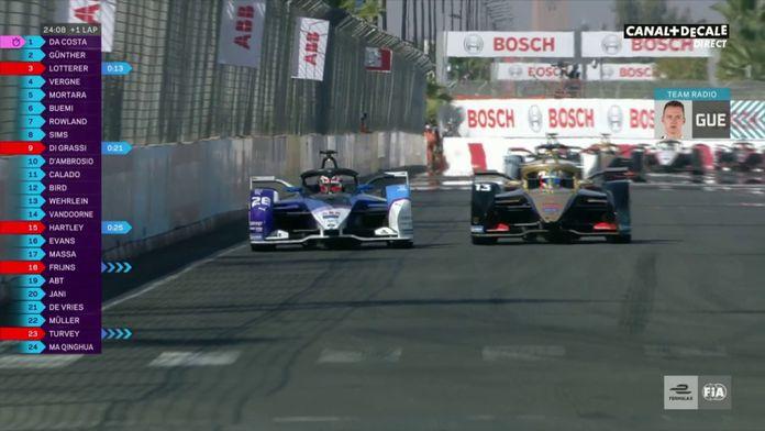 Günther prend la tête : GP de Marrakech
