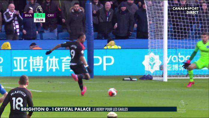 Le résumé de Brighton / Crystal Palace : Premier League