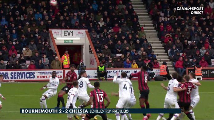 Le résumé de Bournemouth / Chelsea : Premier League