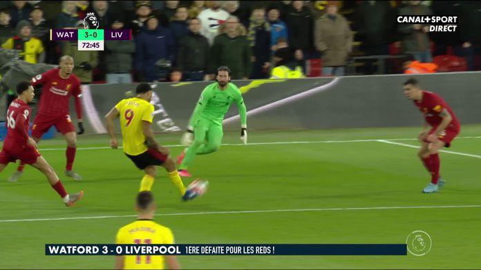 Le résumé de Watford / Liverpool : Premier League