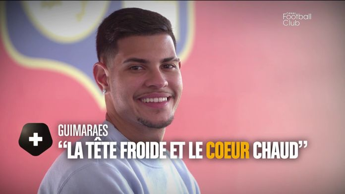 Interview de Bruno Guimarães : Canal Football Club
