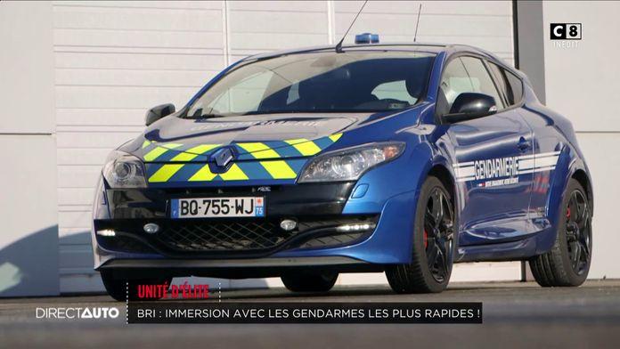 BRI : Immersion avec les gendarmes les plus rapides