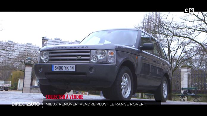 Collector à vendre : Episode 7 (Range Rover)