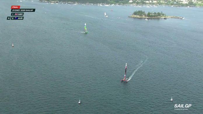 SailGP - Revivez la finale de Sydney : Voile
