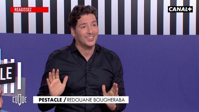 Redouane Bougheraba a discuté avec Céline Dion