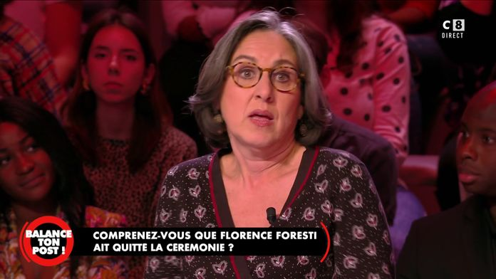 """Stéphanie Chehab : """"La cérémonie n'a pas été gâchée par deux femmes mais par un homme"""""""