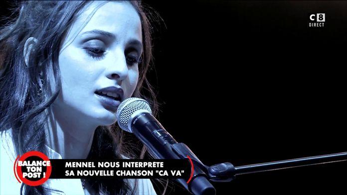Mennel - Ça va (Live @TPMP)