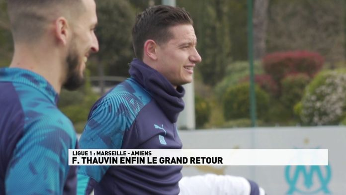 Thauvin : enfin le grand retour ! : Ligue 1 Conforama