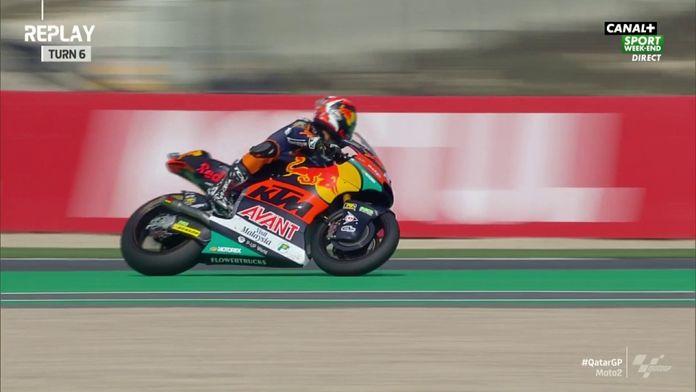 Moto2 - Un nouveau système d'embrayage : Grand Prix du Qatar