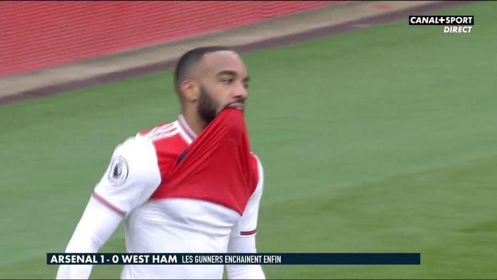Le résumé d'Arsenal / West Ham : Premier League, 29ème journée