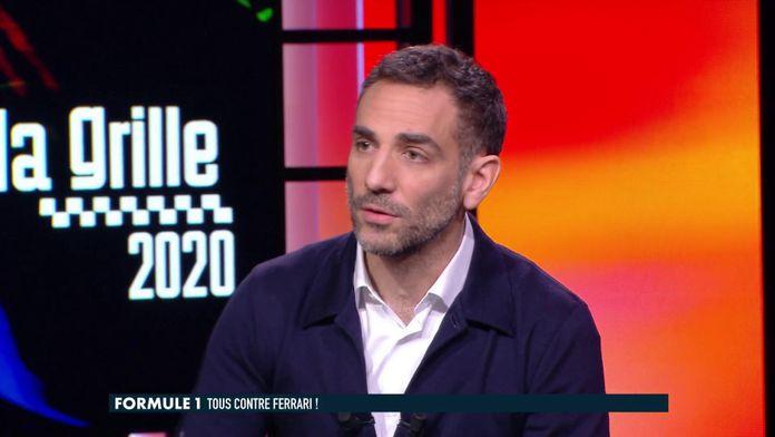 """Cyril Abiteboul : """"Nous ne sommes pas contre Ferrari, nous voulons comprendre"""" : Le meilleur de la Formule 1, seulement sur Canal+"""