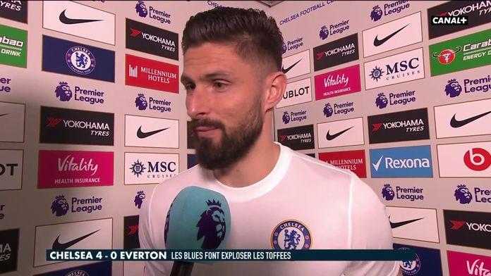 """Giroud : """"J'en avais besoin"""" : Premier League - 29ème journée"""