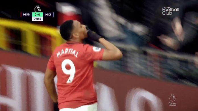 Le résumé de Manchester United / Manchester City : Canal Football Club