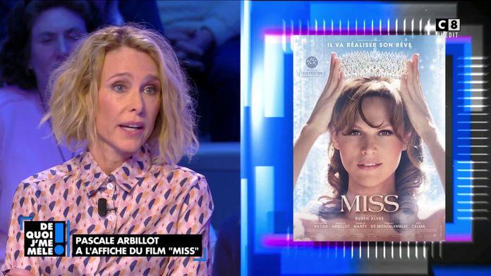 """Pascale Arbillot à l'affiche du film """"Miss"""""""