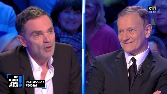 """Yann Moix à Francis Huster : """"C'est un génie !"""""""
