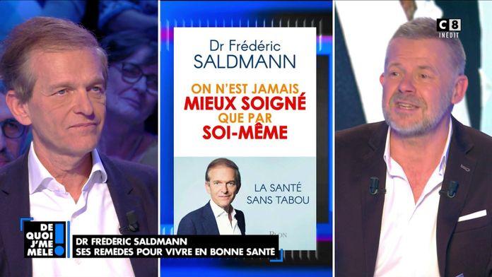 """Eric Naulleau à Frédéric Saldmann à propos de son livre : """"Vos conseils sont inapplicables !"""""""