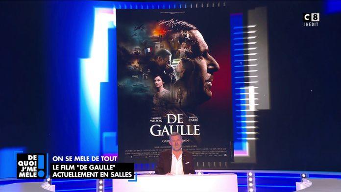 """Retour sur le film """"De Gaulle"""" de Gabriel Le Bomin"""