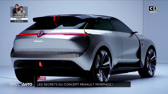 Exclu : à bord du concept Renault Morphoz !