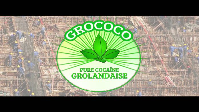 Grococo - Groland - CANAL+