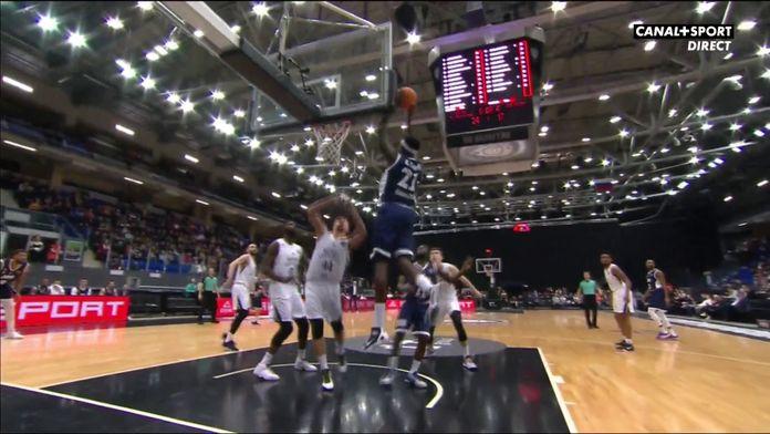 Alley oop time pour la JDA : Basketball Champions League