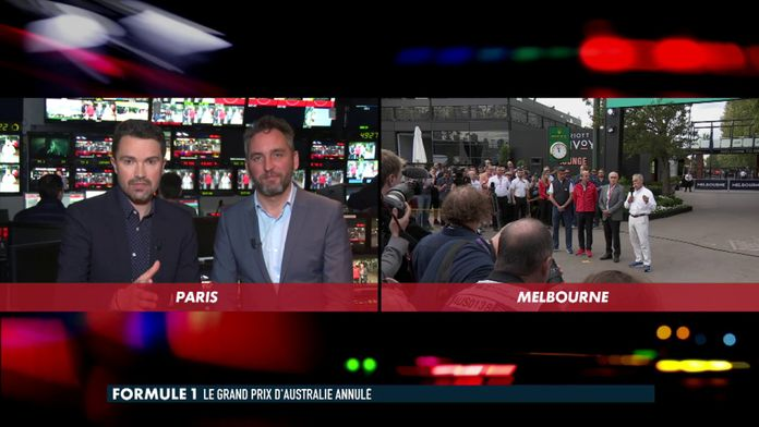 Annulation du Grand Prix d'Australie : F1 - Coronavirus