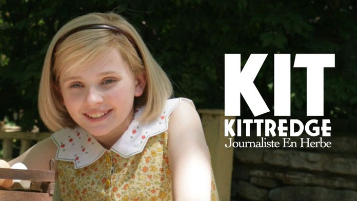 Kit Kittredge : journaliste en herbe