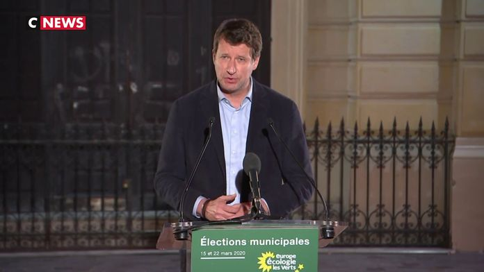 Yannick Jadot : sa déclaration