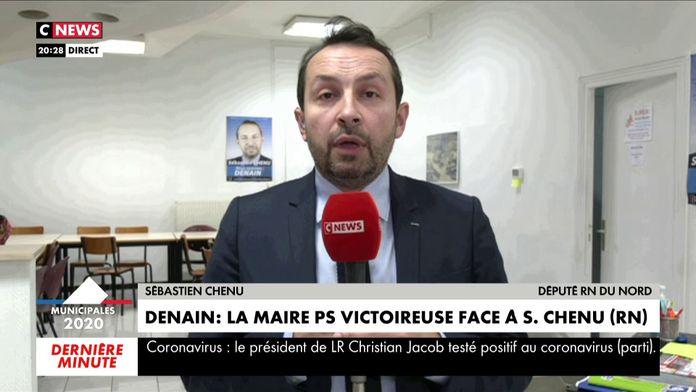 Sébastien Chenu (RN) : «Les Français ont choisi de se réfugier dans ces temps troublés vers les maires sortants»
