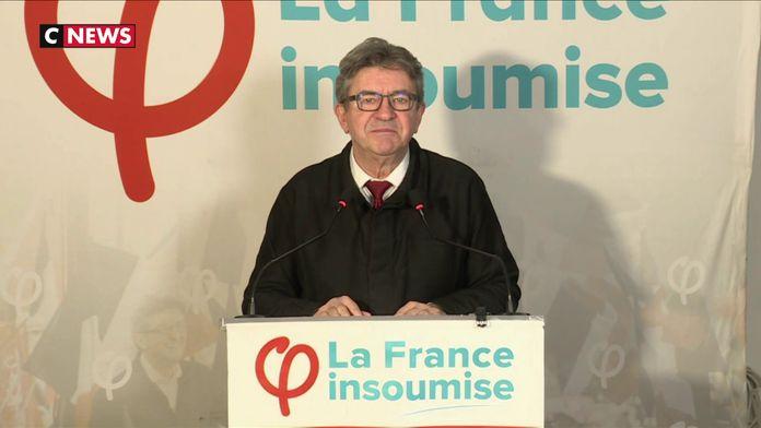Jean-Luc Mélenchon : sa déclaration