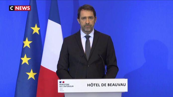 Christophe Castaner : sa déclaration