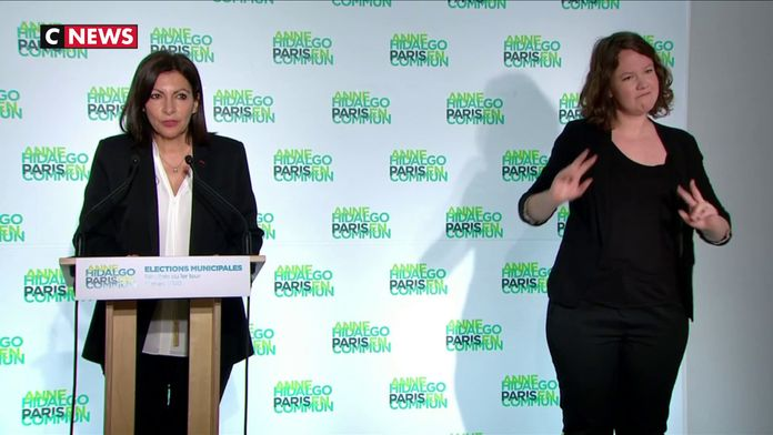 Anne Hidalgo : sa déclaration